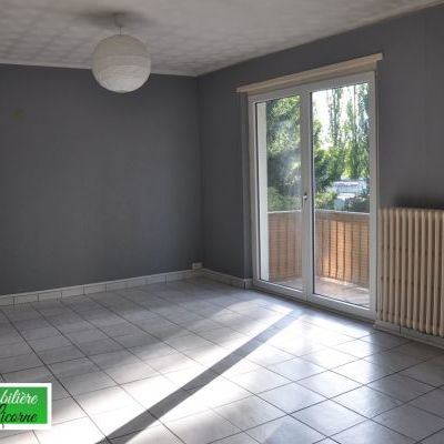 APPARTEMENT 3 PIECES à SAVERNE